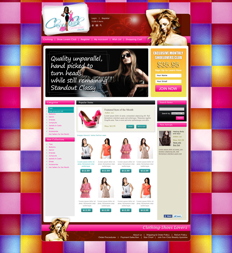 ecommerce web design,online store website, online store web design,ecommerce website